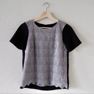 J. Crew Factory Top NWT